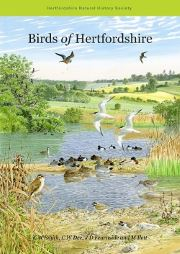 Birds of Hertfordshire cover